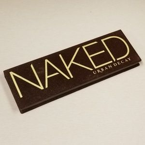 Urban Decay Naked Eyeshadow Pallette